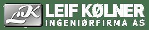 Leif Kølner logo